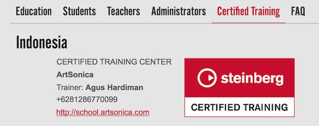 https://www.steinberg.net/en/education/certified_training.html
