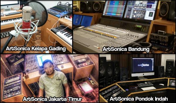 Kursus Audio ArtSonica